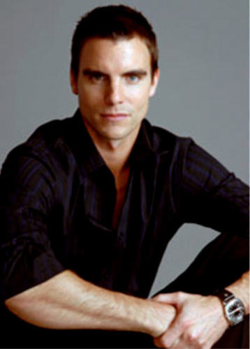 Josh Martin played by Colin Egglesfield