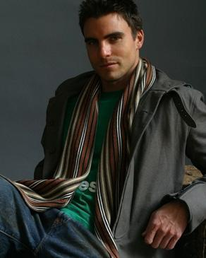 Josh Martin played door Colin Egglesfield
