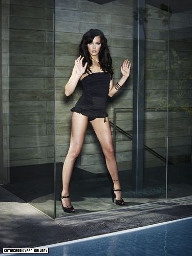 katie cassidy photo shoots