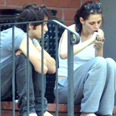 Kristen Stewart Michael Angarano on Kristen Stewart   Michael Angarano Kristen   Michael