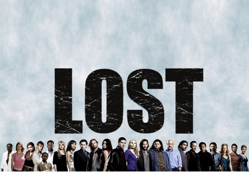 lost wallpaper - MAIN CHARACTERS