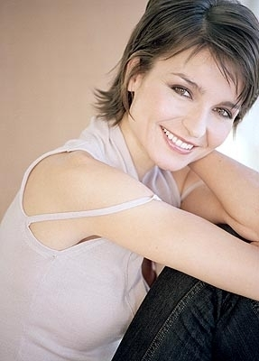 Lena, Bianca's ex played door Olga Sosnovska