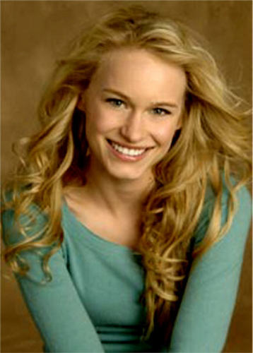 All My Children wallpaper containing a portrait titled Lily Montgomery played by Leven Rambin