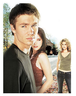 Lucas and Brooke and Peyton