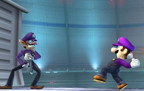 Luigi and Waluigi