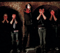 MCR all bloody - mcrmy photo