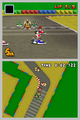 Mario Kart DS - toad screencap