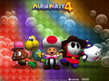 Mario Party 4 - toad wallpaper