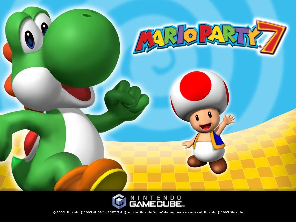 Toad images Mario Party 7 HD wallpaper and background ...