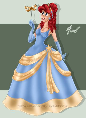 Masquerade Ariel