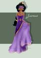 Masquerade melati, jasmine