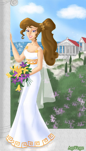Meg the Bride
