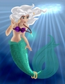 Mermaid Kida - disney-leading-ladies photo