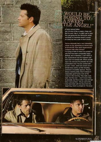 Misha Collins Interview