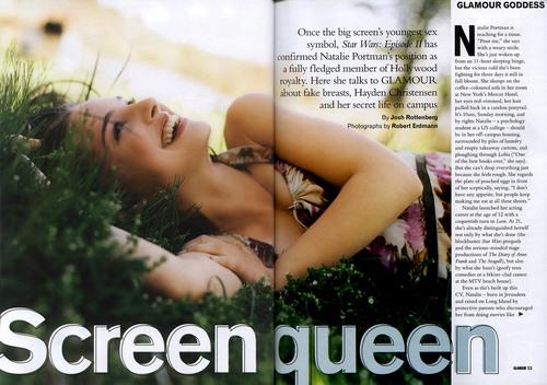 Natalie Portman Jane magazine