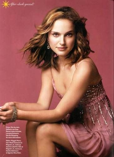Natalie magazine covers