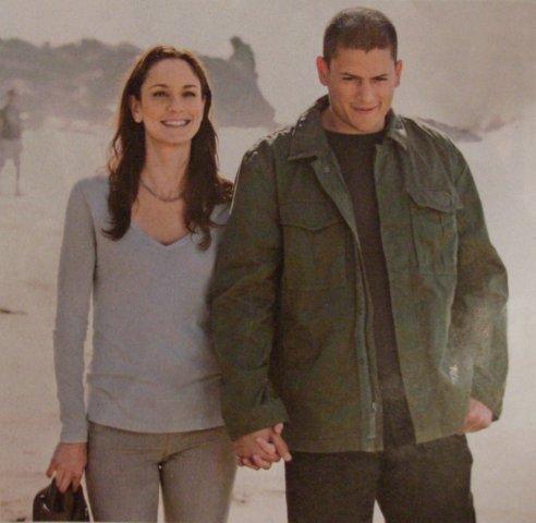 New Season 4 Promo Michael & Sara