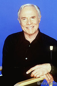 Palmer Cortlandt played by James Mitchell