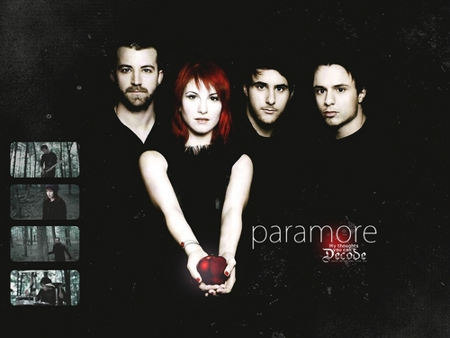Paramore achtergrond