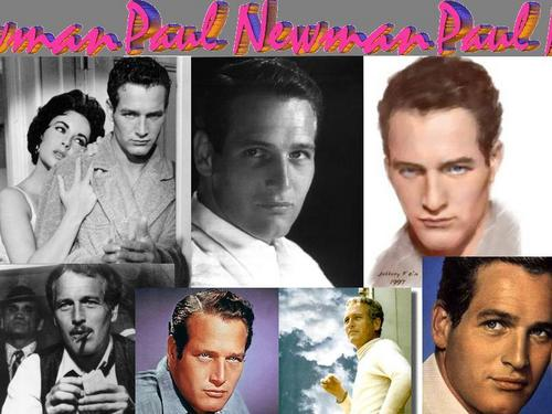 Classic Movies wallpaper possibly with a newspaper, a portrait, and anime entitled Paul Newman