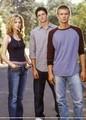 Peyton and Nathan and Lucas