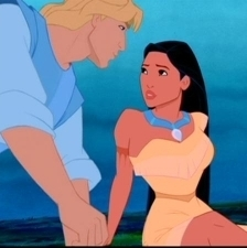 john smith pocahontas age difference in relationship
