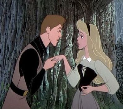 Disney Couples wallpaper probably with anime called Princess Aurora and Prince Philip
