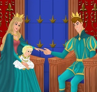 Disney Couples wallpaper called Princess Aurora and Prince Philip