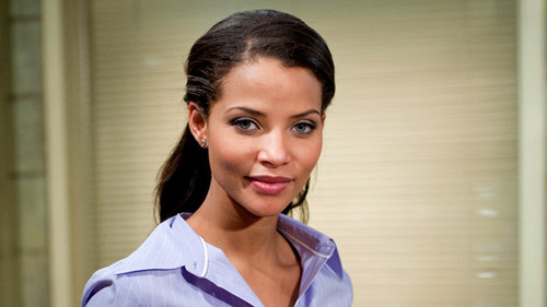 All My Children wallpaper containing a portrait titled Randi Morgan played by Denise Vasi