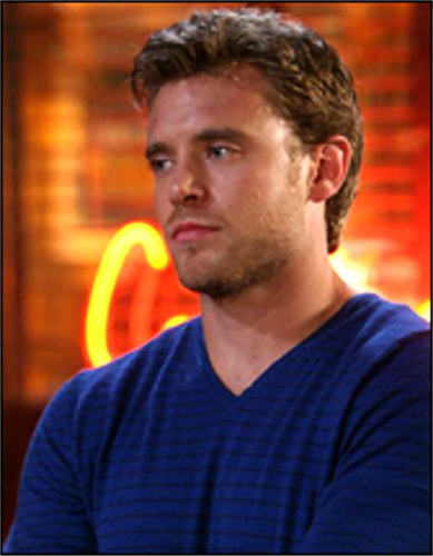 Richie Novak played par Billy Miller