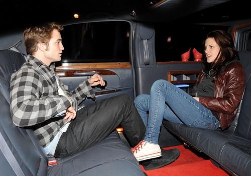 Rob e Kristen 08/05
