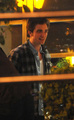 Robert Pattinson out at Blue Water Cafe - May 8 - twilight-series photo