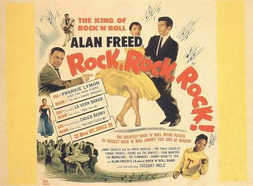 Rock,Rock,Rock Original Movie Poster