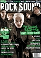 Rock Sound magazine cover - mcrmy photo
