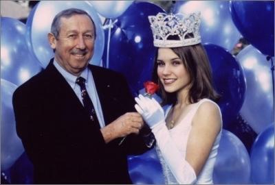 Rose Bowl queen