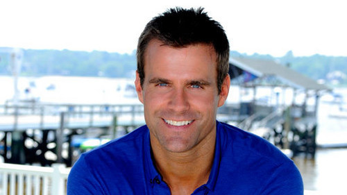 Ryan Lavery played par Cameron Mathison