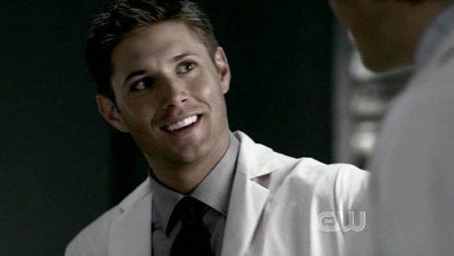 SPN - Jensen ackles in episode bloodlust