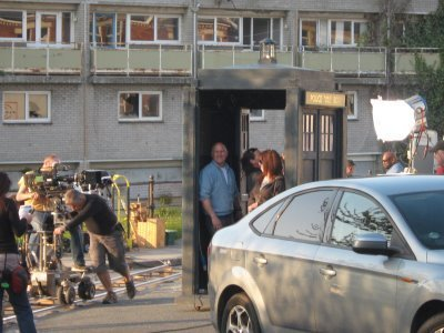 SPOILERS!!! Specials Set Photos!