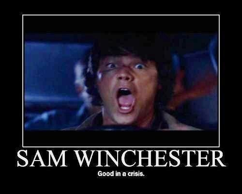sam winchester wallpaper titled Sam Winchester