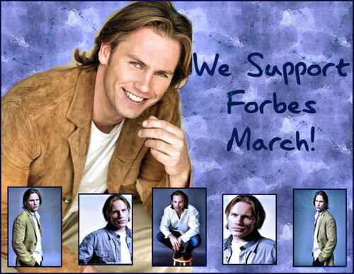Scott Chandler played par Forbes March