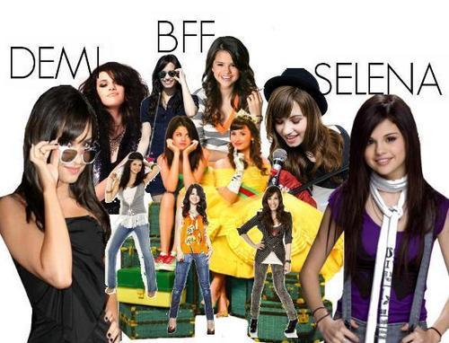 Selena & Demi BFF's