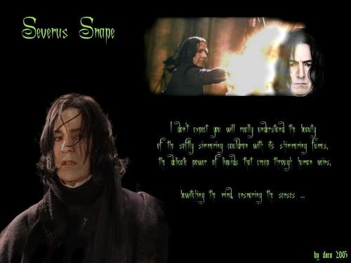 Snape Wallpaper