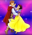 Snow White and the Prince - snow-white-and-the-seven-dwarfs photo