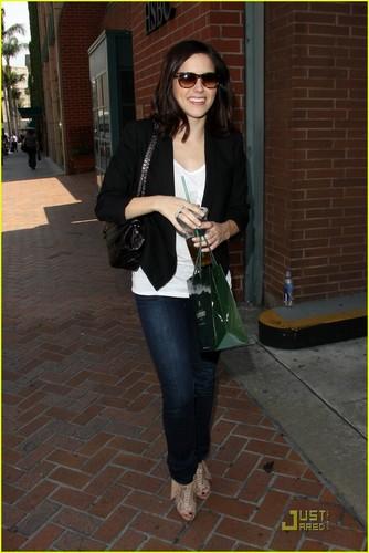 Sophia Bush in Beverly Hills (May 4th)