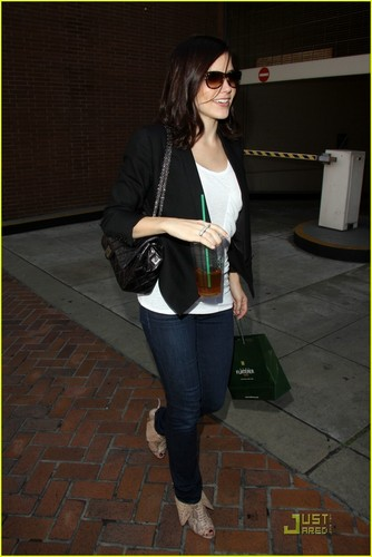 Sophia Bush in Beverly Hills (May 4th)
