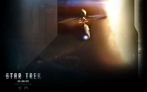 Star Trek (2009) wallpaper entitled Star Trek 2009