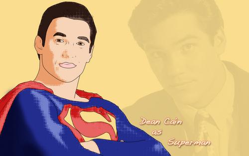 Superman/Dean Cain Wallapaper
