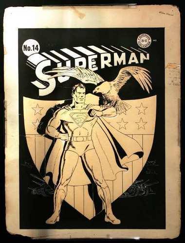 Superman par Jerry Robinson