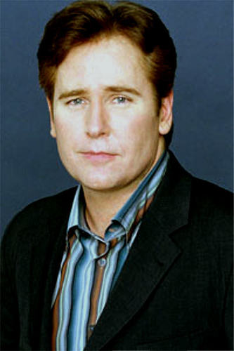 Tad Martin played door Michael E Knight