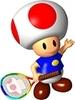 टेनिस Toad